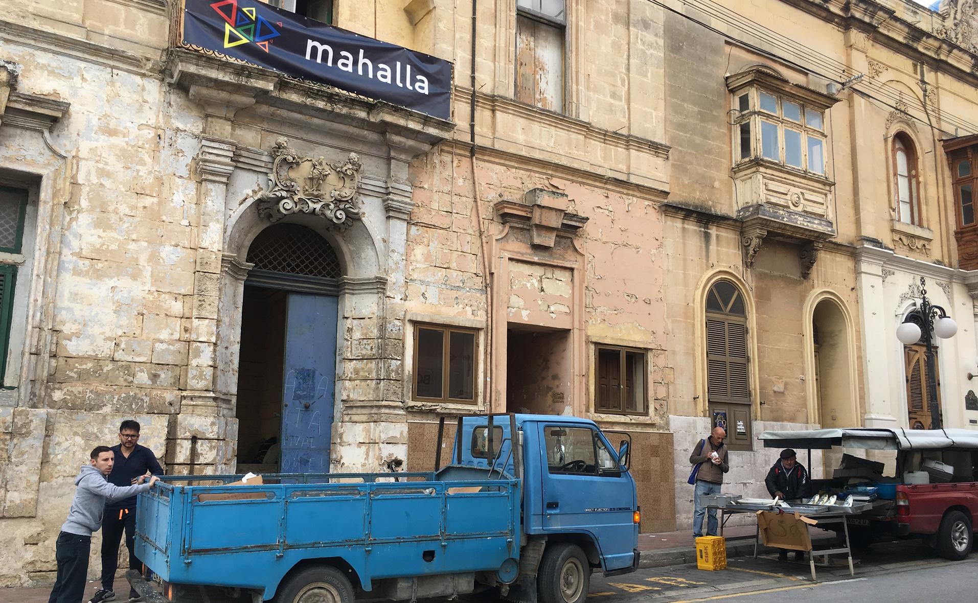 Mahalla Festival Malta